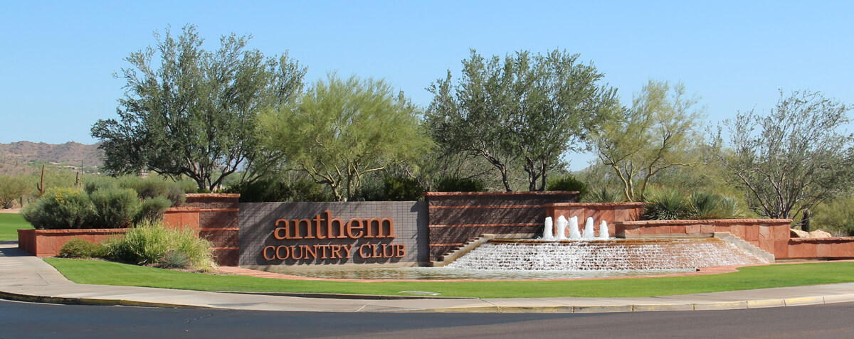 Anthem Az Country Club Homes For Sale Buy Or Sell With The Best