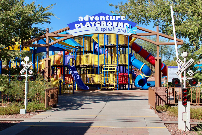 Anthem Parkside Adventure Playground & Splash Pad