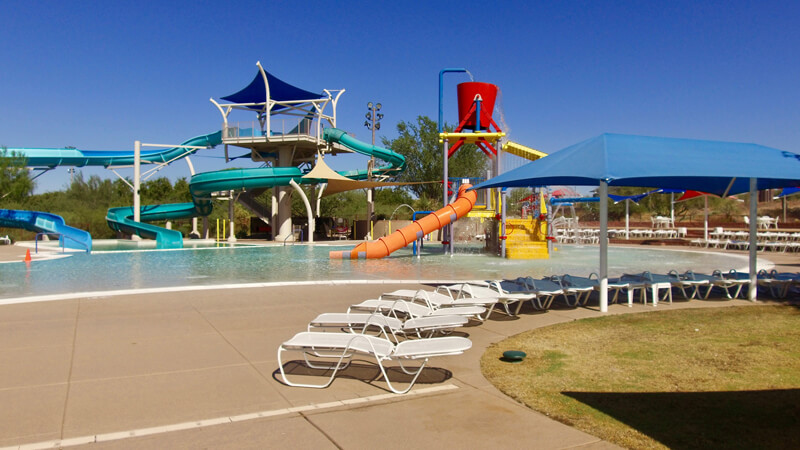 a picture of the Anthem Parkside Big Splash Water Park