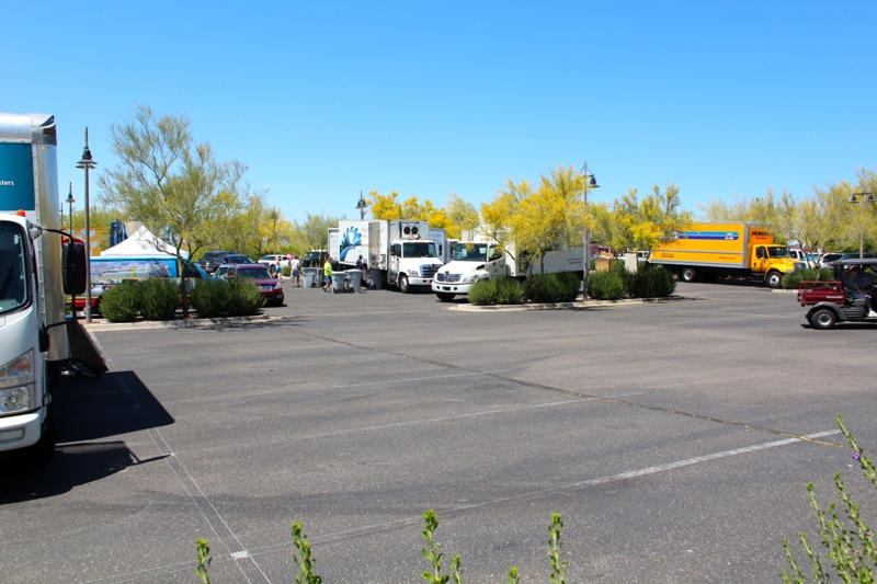 Anthem Go Green Shred Day Event